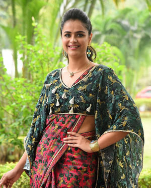 Prachi Tehlan - Mamangam Telugu Movie Trailer Launch Photos | Picture 1704536