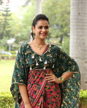 Prachi Tehlan - Mamangam Telugu Movie Trailer Launch Photos | Picture 1704476