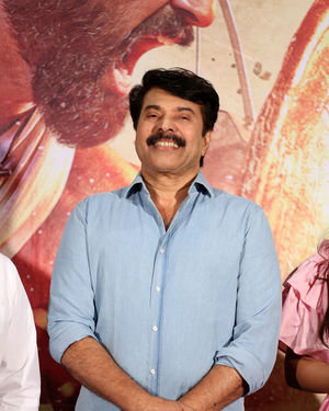 Mammootty - Mamangam Telugu Movie Trailer Launch Photos | Picture 1704437
