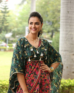 Prachi Tehlan - Mamangam Telugu Movie Trailer Launch Photos | Picture 1704475