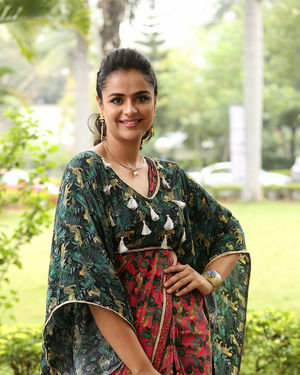 Prachi Tehlan - Mamangam Telugu Movie Trailer Launch Photos | Picture 1704484