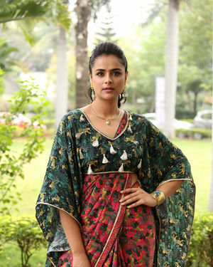 Prachi Tehlan - Mamangam Telugu Movie Trailer Launch Photos | Picture 1704479