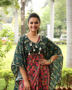 Prachi Tehlan - Mamangam Telugu Movie Trailer Launch Photos | Picture 1704482