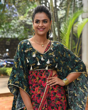 Prachi Tehlan - Mamangam Telugu Movie Trailer Launch Photos | Picture 1704535