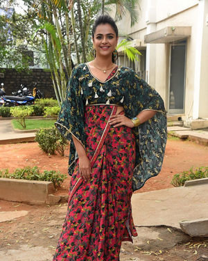 Prachi Tehlan - Mamangam Telugu Movie Trailer Launch Photos | Picture 1704533