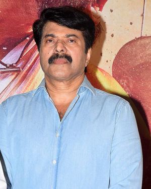 Mammootty - Mamangam Telugu Movie Trailer Launch Photos | Picture 1704525