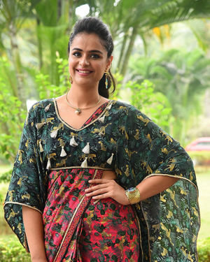 Prachi Tehlan - Mamangam Telugu Movie Trailer Launch Photos | Picture 1704539