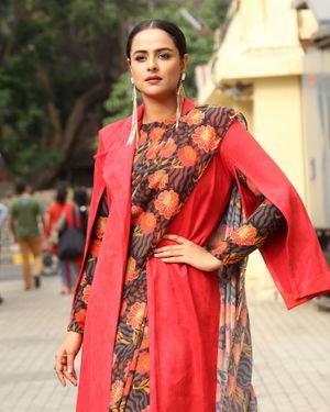 Prachi Tehlan - Photos: Trailer Launch Of Film Mamangam At Pvr Juhu