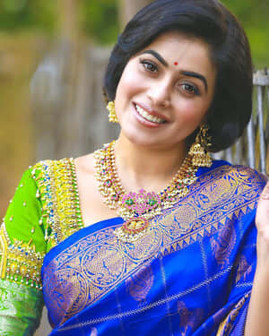 Poorna Aka Shamna Kasim Latest Photos