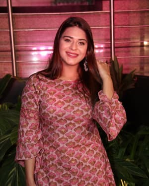 Poonam Preet - Photos: Celebs At The Premiere Of The Musical Theater 'umrao Jaan'