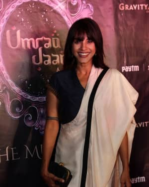 Manasi Scott - Photos: Celebs At The Premiere Of The Musical Theater 'umrao Jaan'