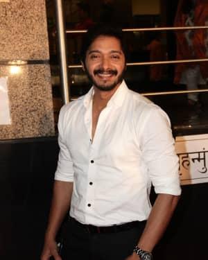 Shreyas Talpade - Photos: Celebs At The Premiere Of The Musical Theater 'umrao Jaan'