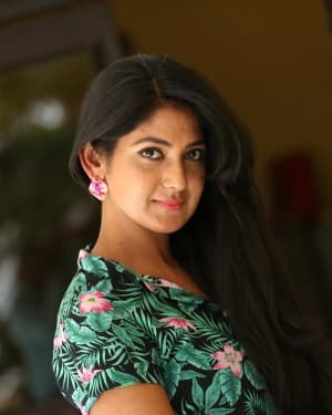 Yagna Shetty - Lakshmi's NTR Movie Press Meet Photos