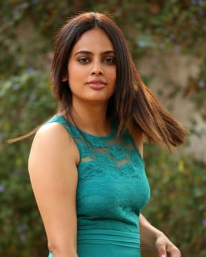 Nandita Swetha Photos at Prema Katha Chitram 2 Interview