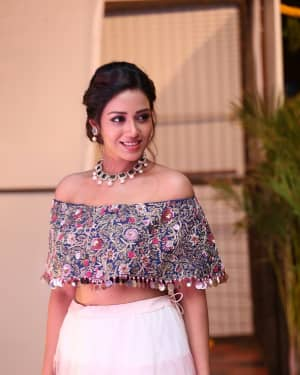 Nivetha Pethuraj - Chitralahari Movie Pre Release Event Photos | Picture 1641141
