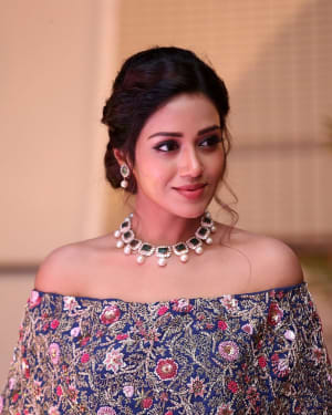 Nivetha Pethuraj - Chitralahari Movie Pre Release Event Photos | Picture 1641131