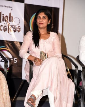 High Priestess Telugu Web Series Trailer Launch Photos