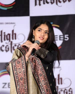 Sunaina - High Priestess Telugu Web Series Trailer Launch Photos | Picture 1642232