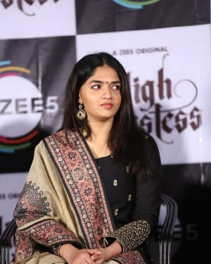 Sunaina - High Priestess Telugu Web Series Trailer Launch Photos | Picture 1642230