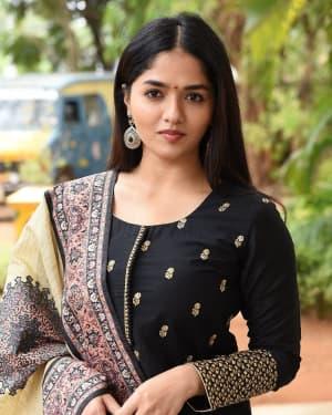 Sunaina - High Priestess Telugu Web Series Trailer Launch Photos