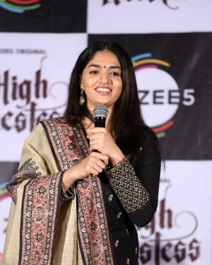 Sunaina - High Priestess Telugu Web Series Trailer Launch Photos | Picture 1642233