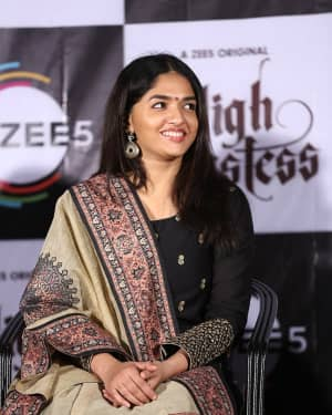 Sunaina - High Priestess Telugu Web Series Trailer Launch Photos | Picture 1642231