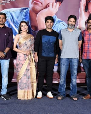 ABCD Telugu Film Trailer Launch Photos | Picture 1642520