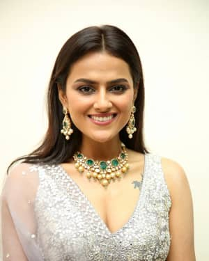 Shraddha Srinath - Jersey Movie Pre Release Event Photos