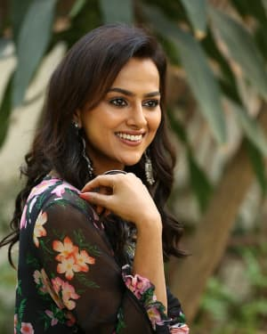 Shraddha Srinath Photos at Jersey Interview