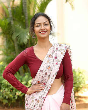 Aditi Myakal - Eakam Movie Teaser Launch | Picture 1644371