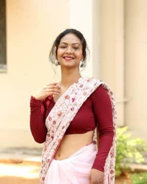 Aditi Myakal - Eakam Movie Teaser Launch | Picture 1644380