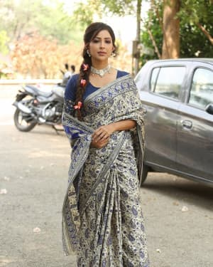 Kapilakshi Malhotra - SS Art Production No 1 Movie Press Meet Photos