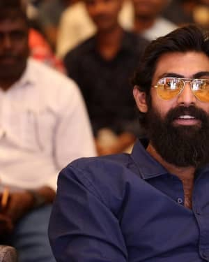 Rana Daggubati - Jersey Movie Success Meet Photos