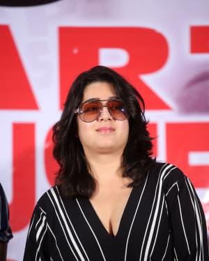 Charmy Kaur - ISmart Shankar Movie Success Press Meet Photos