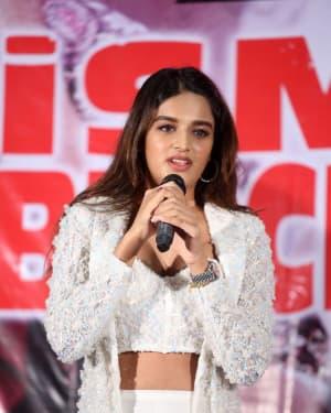 Nidhhi Agerwal - ISmart Shankar Movie Success Press Meet Photos   Picture 1671748