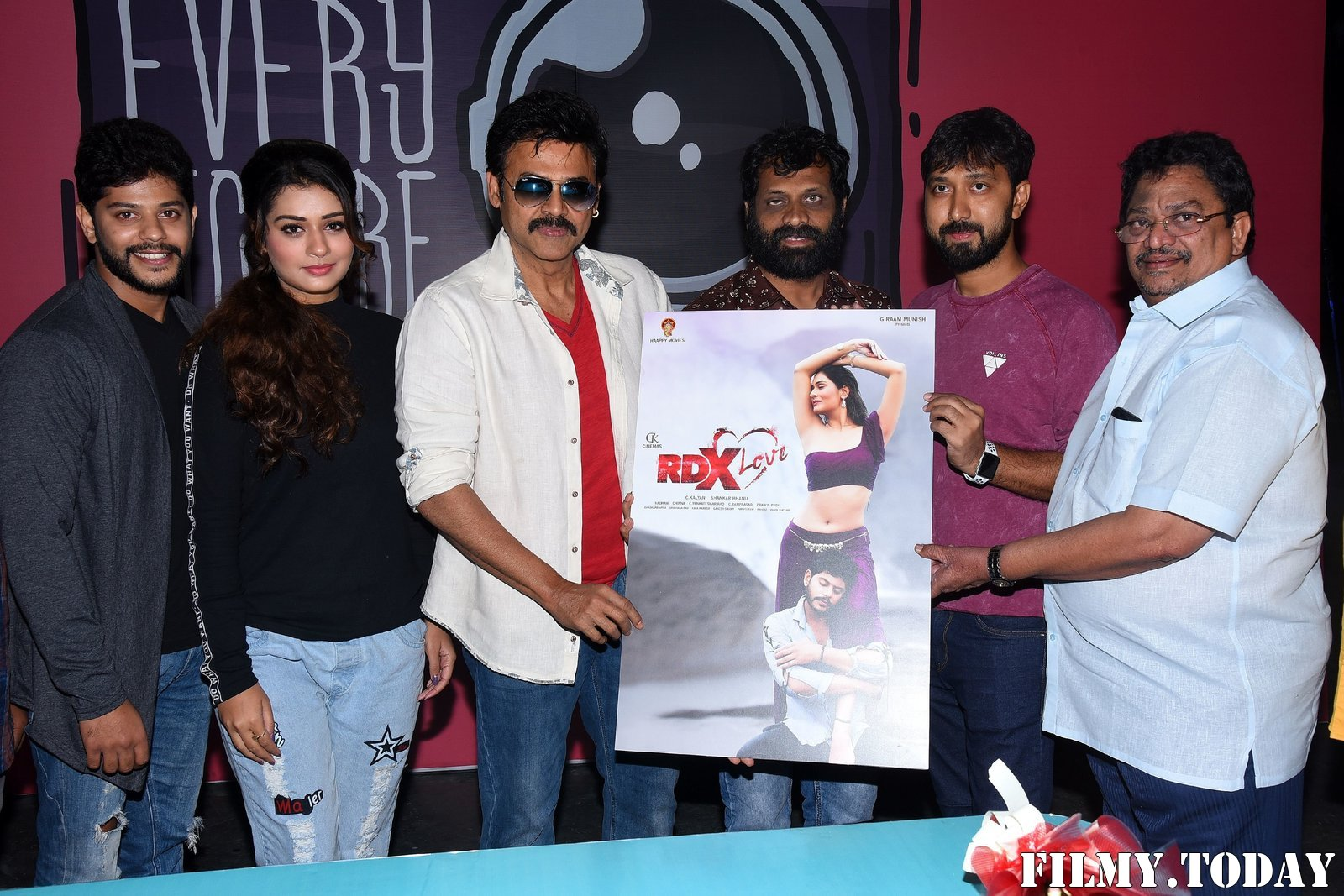 RDX Love Film First Look Launch By Venkatesh Photos | Picture 1671640