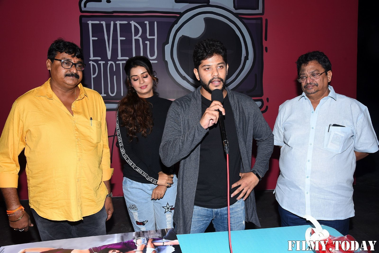 RDX Love Film First Look Launch By Venkatesh Photos | Picture 1671637