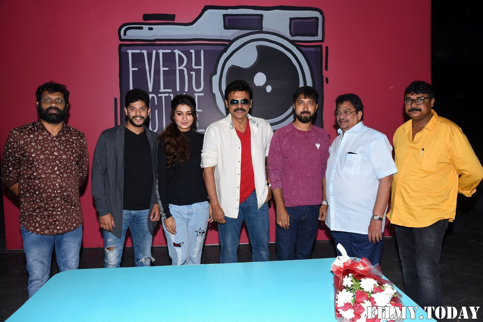 RDX Love Film First Look Launch By Venkatesh Photos | Picture 1671632