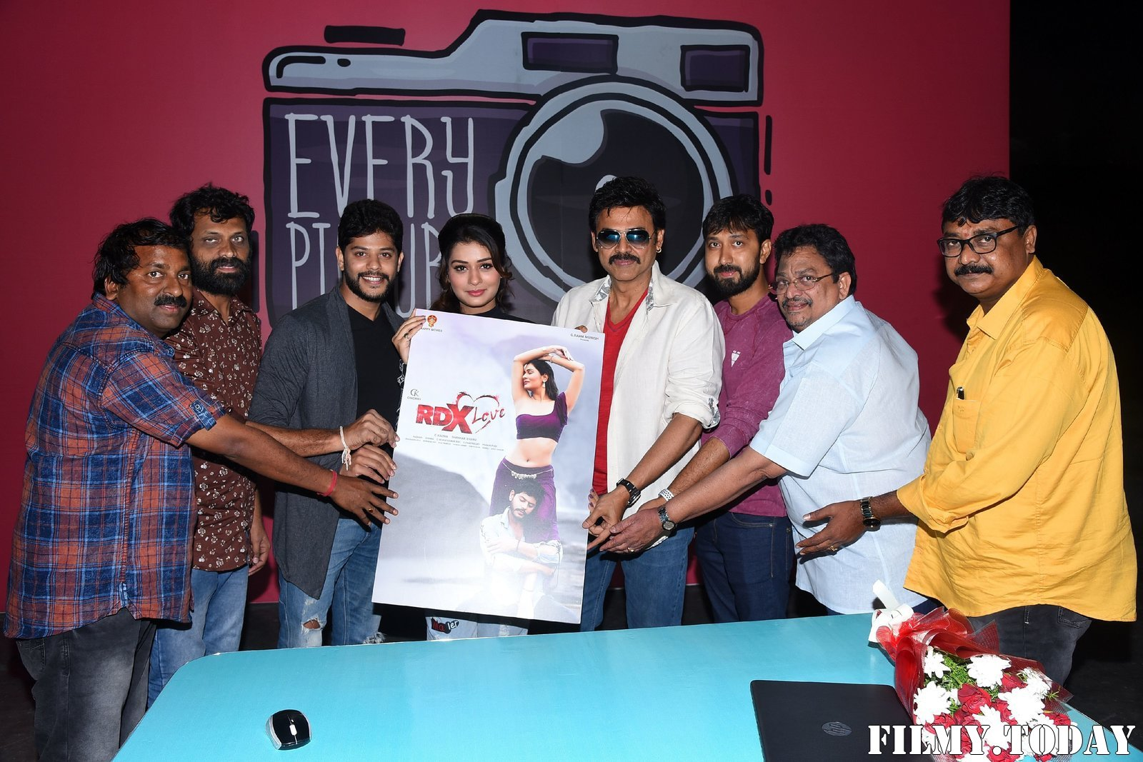 RDX Love Film First Look Launch By Venkatesh Photos | Picture 1671633