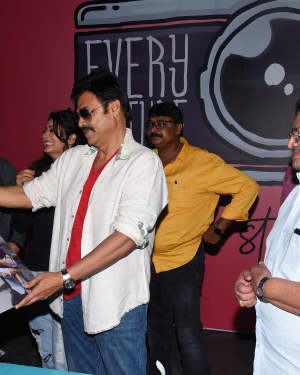 RDX Love Film First Look Launch By Venkatesh Photos | Picture 1671635