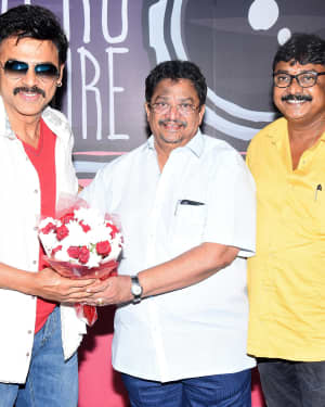 RDX Love Film First Look Launch By Venkatesh Photos | Picture 1671630