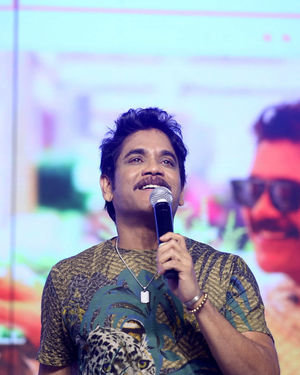 Nagarjuna Akkineni - Manmadhudu 2 Movie Audio Launch Photos   Picture 1672168