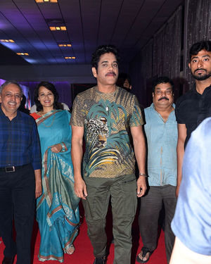 Nagarjuna Akkineni - Manmadhudu 2 Movie Audio Launch Photos   Picture 1672229