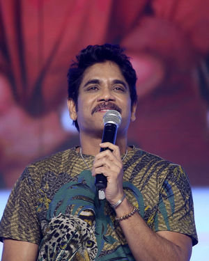 Nagarjuna Akkineni - Manmadhudu 2 Movie Audio Launch Photos   Picture 1672173
