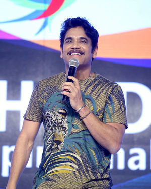 Nagarjuna Akkineni - Manmadhudu 2 Movie Audio Launch Photos | Picture 1672176