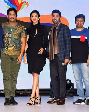 Manmadhudu 2 Movie Audio Launch Photos | Picture 1672338