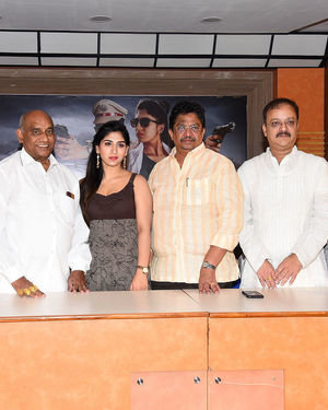 Police Pattas Movie Trailer Launch Photos