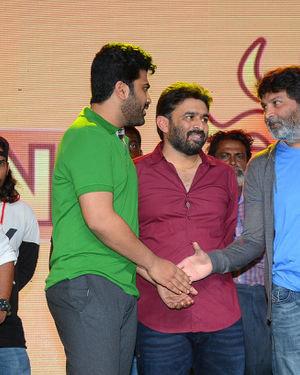 Ranarangam Movie Trailer Launch Photos | Picture 1672446