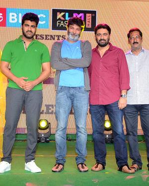 Ranarangam Movie Trailer Launch Photos | Picture 1672453