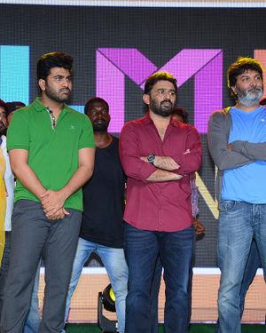 Ranarangam Movie Trailer Launch Photos | Picture 1672448